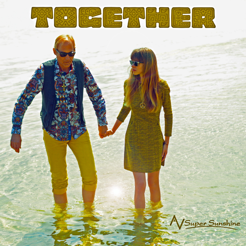 AV Super Sunshine - Together (CD cover)